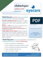 Prezentare eyecare