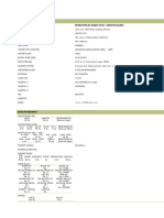 Data Detail Radio