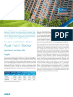 Research And Forecast Surabaya 1H2015 Apartment