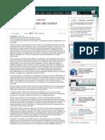 La precaria situación del control aéreo en España