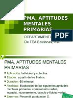 178445010 Pma Aptitudes Mentales Primarias