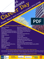 Career Fair Booklet