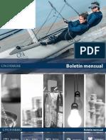 Boletin Mensual de CPA Ferrere - Agosto 2016