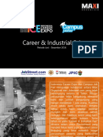 Kampus Job Fair & Indonesia Career Expo 16