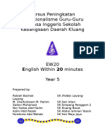 Modul EW 2.0 Year 5