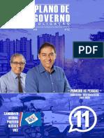 Programa de Governo Alcides Bernal