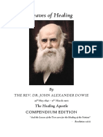 John Alexander Dowie - COMPENDIUM