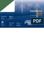 Delta Associates Trend Lines 2008