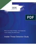 Insider Threat Study CCDCOE