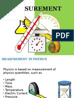 Basic Physics Week1 Measurement