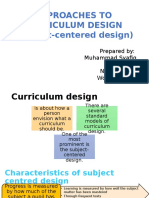 subject centred design.pptx