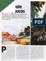 Desigualdade em São Paulo - Carta Capital