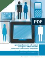 Aprendizaje Transmedia JC Amador