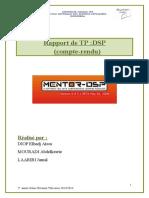 Rapport Dsp MouradiDiopLaaribi