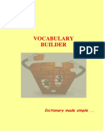 Vocabulary_Builder