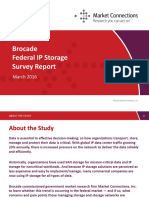 Federal Storage Networking Report