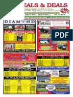 Steals & Deals Central Edition 9-1-16