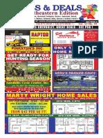 Steals & Deals Southeastern Edition 9-1-16