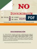 Ley de Discriminacion