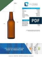 Ficha Cerveza 330 a Baviera Bcorona t0