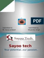 Sayoo Tech