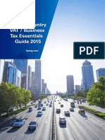 China Country VAT Business Tax Essentials Guide 2015