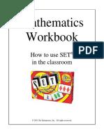 Mathematics Workbook SET