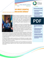 Boletín Informativo Nro 21 (+Véalo)