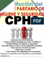 Afiche CPHS