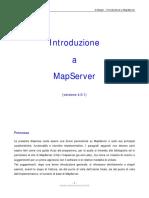 Map Server Guida
