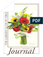 Garden Club of Virginia Journal September 2016