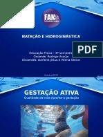 Hidroginástica Para Gestantes (1)