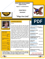 chapter newsletter august2016