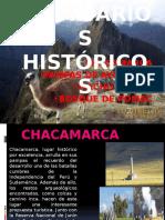 SANTUARIOS HISTORICOS