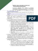Requisitos y Formularios Para Practica unah