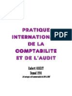 Pratique Internationale Comptabilite Audit