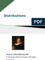 5 Distributions