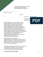 Revised Fed Lawsuit 2