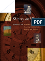 Brown Slavery and Justice