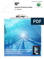MITSUBISHI Numerical Protection Relay MELPRO-D.pdf