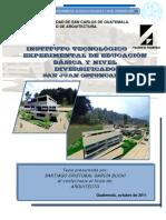 INSTITUTO TECNOLÓGICO de EducaCION Basica y Nivel Diversificado. San Juan Ostuncalco