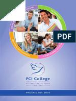 PCI College Prospectus 2016.pdf