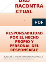 Responsabilidad Extracontractual Clase Pregrado