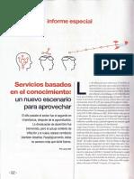 Servicios basados en el conocimiento