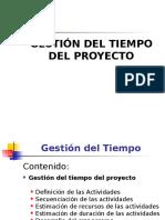 gestion tiempo del proyecto aa.ppt