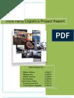 Third Party Logistics_Final Report