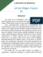DOROTHEE KOECHLIN DE BIZEMONT - Universul lui Edgar Cayce Vol. IV (A5).docx