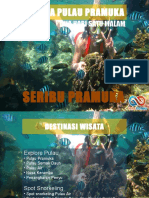WISATA Pulau Pramuka