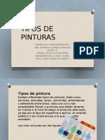 tiposdepinturas-140430221250-phpapp02