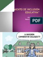 Movimiento de Inclusión Educativa 2